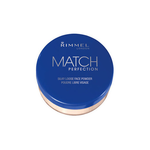 Rimmel Transparentný púder Match Perfection ( Silk y Loose Face Powder) 13 g