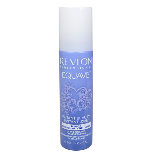 Revlon Professional Dvojfázový kondicionér pre blonďavé vlasy Equave Instant Beauty (Blonde Detangling Conditioner) 200 ml