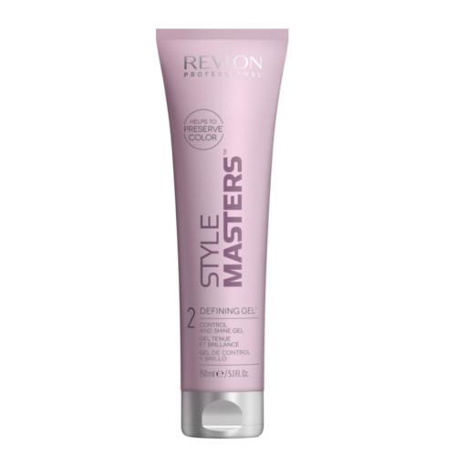 Revlon Professional Gel na vlasy pro lesk a kontrolu Style Masters (Creator Defining Gel) 150 ml