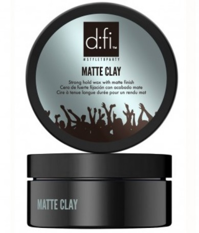 Revlon Professional Matný vosk na vlasy se silnou fixací Matte Clay d:fi (Strong Hold Wax With Matte Finish) 75 g
