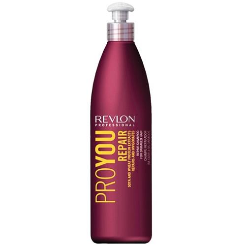 Revlon Professional Obnovující šampon pro poškozené vlasy Pro You Repair (Repair Shampoo) 350 ml