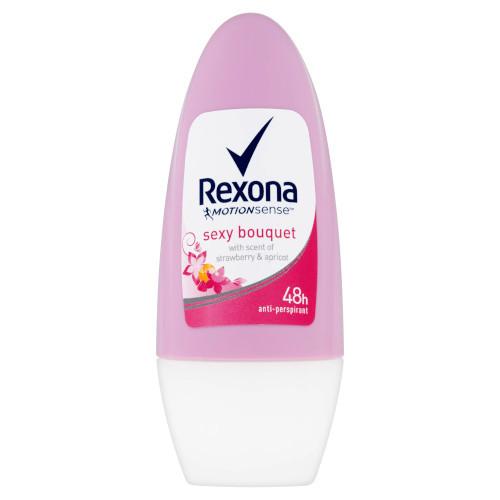 Rexona Kuličkový antiperspirant Sexy Bouquet 50 ml