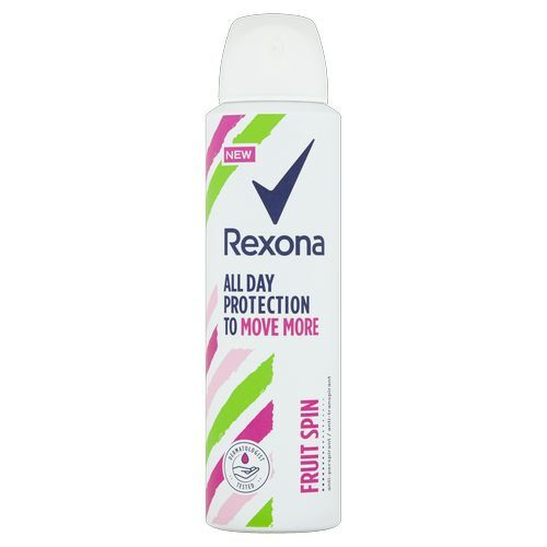 Rexona Antiperspirant ve spreji All Day Protection Fruit Spin 150 ml
