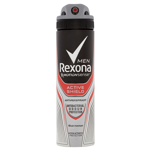 Rexona Antiperspirant ve spreji Men Motionsense Active Shield 150 ml