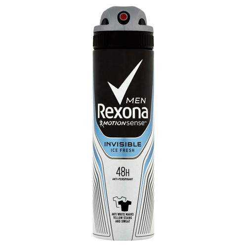 Rexona Antiperspirant spray Men Motionsense Invisible Ice Fresh 150 ml