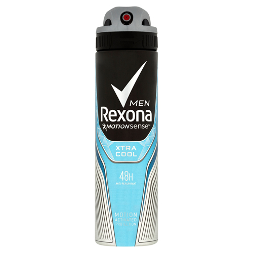 Rexona Antiperspirant ve spreji Men Motionsense Xtra Cool 150 ml