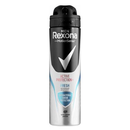 Rexona Antiperspirant ve spreji pro muže Men Active Protection (Fresh Deo Spray) 150 ml