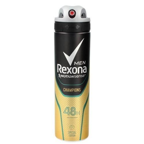Rexona Antiperspirant ve spreji pro muže Men Champions 150 ml