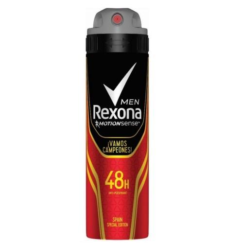 Rexona Antiperspirant ve spreji pro muže Men Spain 150 ml