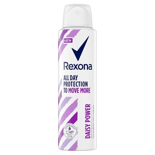 Rexona Antiperspirant ve spreji pro ženy All Day Protection Daisy Power 150 ml