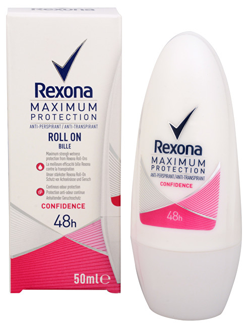 Rexona Kuličkový antiperspirant Clinical Confidence 50 ml