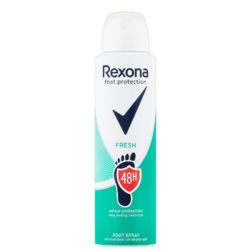Rexona Sprej na nohy Fresh Foot Spray 150 ml