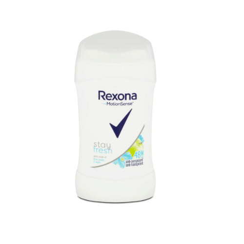 Rexona Tuhý antiperspirant Blue Poppy   Apple 40 ml