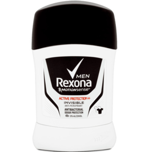 Rexona Tuhý antiperspirant pro muže 48H Active Protection Invisible 50 ml