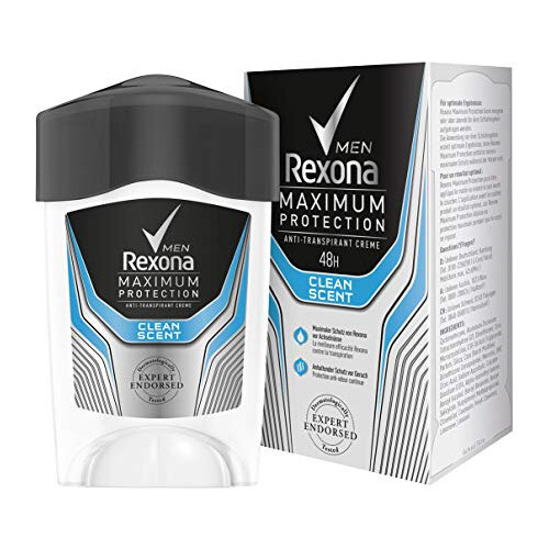 Rexona Tuhý dezodorant Men Maximum Protection Clean Scent 45 ml