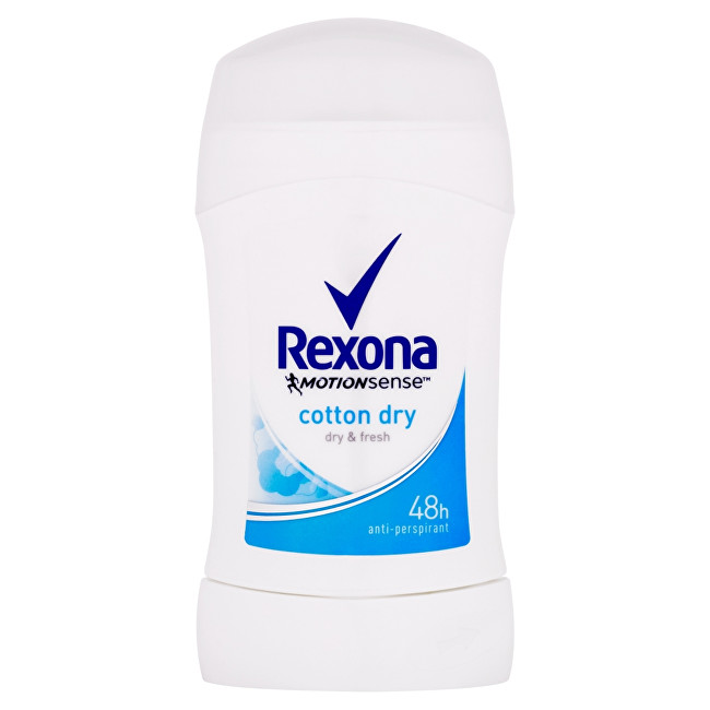 Rexona Tuhý deodorant Motionsense Cotton Dry 40 ml