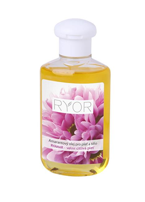 Ryor amarantový tělový olej 150 ml