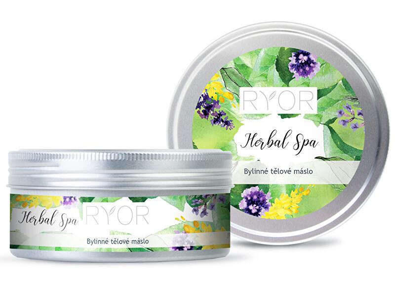 RYOR Bylinné tělové máslo Herbal Spa 200 ml