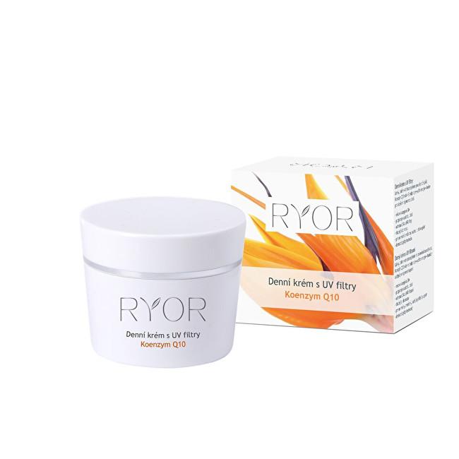 RYOR Denní krém s UV filtry Koenzym Q10 50 ml
