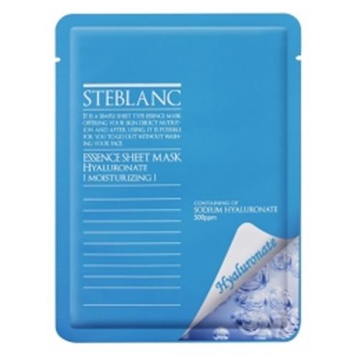 Steblanc Pleťová maska pro intenzivní hydrataci Hyaluron (Essence Sheet Mask Hyaluronate) 20 g