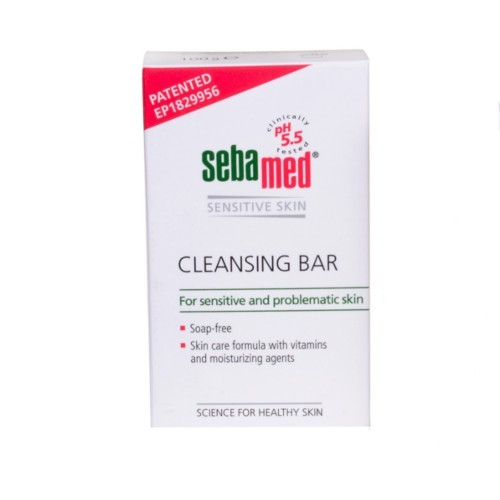Sebamed Tuhé mýdlo Syndet Classic (Cleansing Bar) 100 g