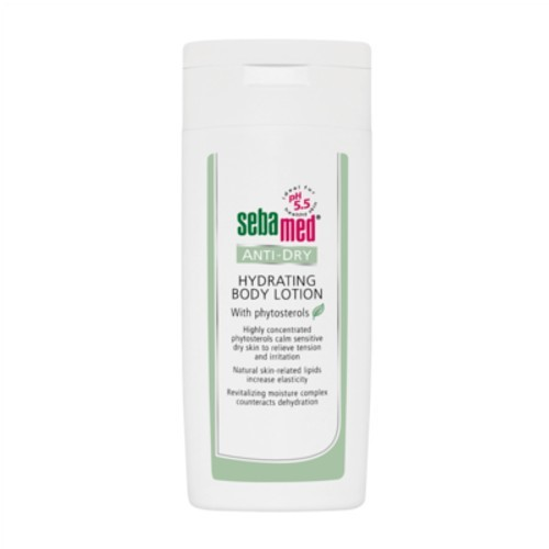 Sebamed Hydratační tělové mléko s fytosteroly Anti-Dry (Hydrating Body Lotion) 200 ml