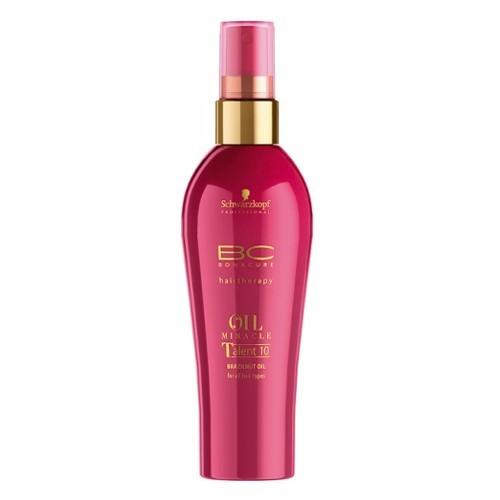 Schwarzkopf Professional Olejová péče pro všechny typy vlasů BC Bonacure Oil Miracle (Brazilnut Oil Talent 10 For All Hair Types) 100 ml