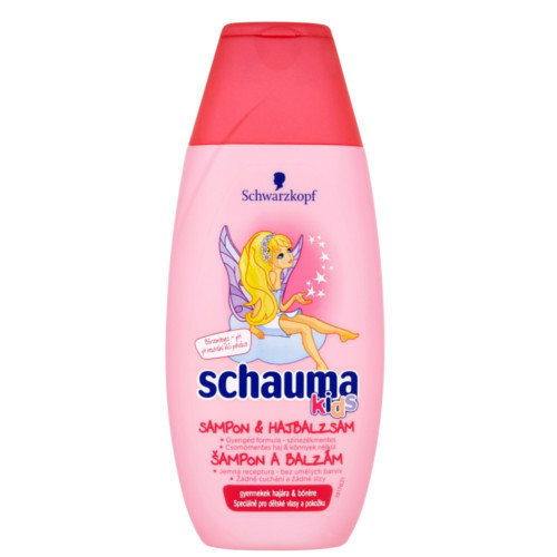 Schauma Šampón a balzam Kids Girl (Shampoo & Conditioner) 250 ml