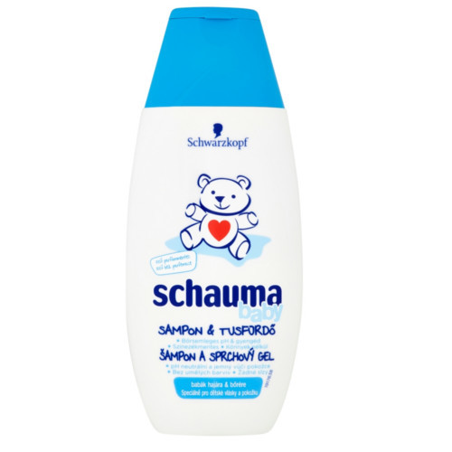 Schauma Šampon a sprchový gel Baby (Shampoo & Shower Gel) 250 ml