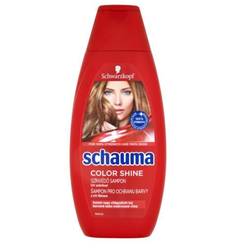 Schauma Šampon pro ochranu barvy Color Shine (Shampoo) 400 ml