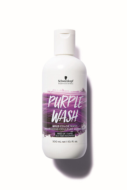 Schwarzkopf Professional Intenzivní barvicí šampon Bold Color Wash Purple 300 ml