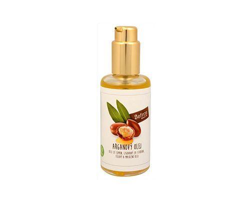 Sefiros Bio arganový tělový a masážní olej 100 ml