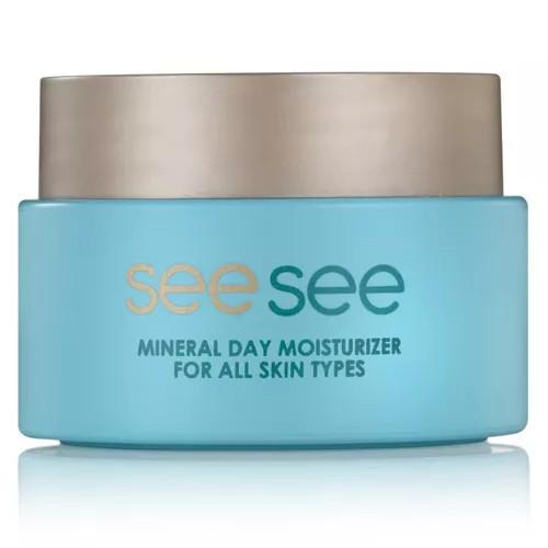 See See Denní hydratační krém s minerály z Mrtvého moře pro všechny typy pleti (Mineral Day Moisturizer) 50 ml