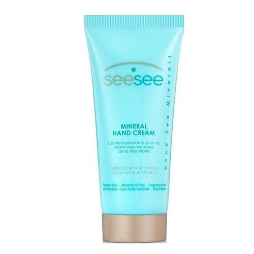 See See Krém na ruce s minerály z Mrtvého moře (Mineral Hand Cream) 100 ml