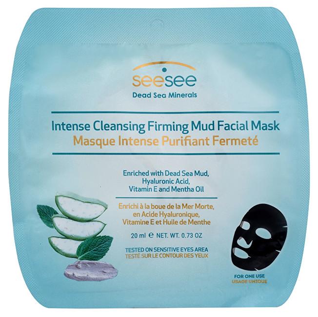See See Minerální pleťová bahenní maska (Intense Cleansing Firming Mud Facial Mask) 20 ml