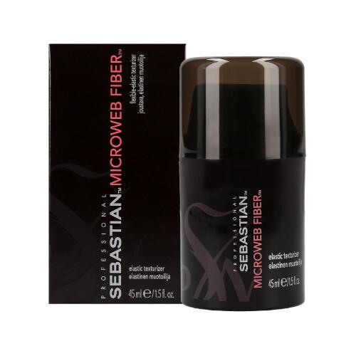 Sebastian Professional Modelační krém pro definici a tvar vlasů Microweb Fiber (Elastic Texturizer) 45 ml