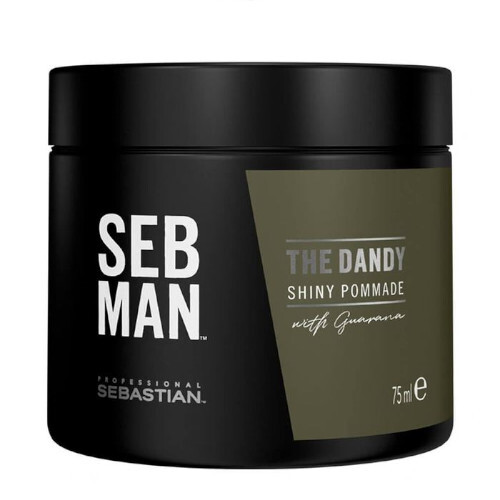 Sebastian Professional Pomáda na vlasy SEB MAN The Dandy (Shiny Pommade) 75 ml