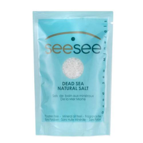 See See Přírodní sůl s minerály z Mrtvého moře (Dead Sea Natural Salt) 200 g
