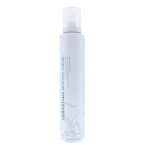 Sebastian Professional Stylingová pěna pro vlnité a trvalené vlasy Whipped Creme (Light Conditioning-Style Whip) 150 ml