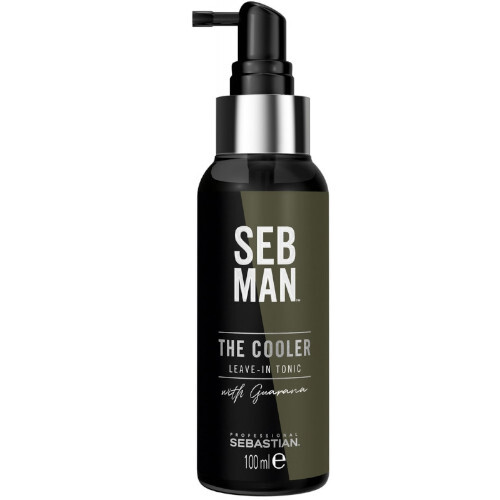 Sebastian Professional Tonikum pre hladký styling a objem SEB MAN The Cooler (Leave-In Tonic) 100 ml