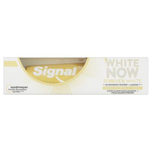 Signal Bělicí zubní pasta White Now Forever White 75 ml