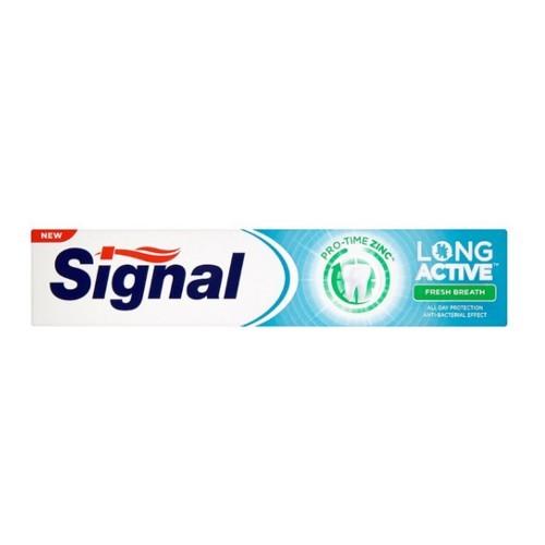 Signal Zubní pasta pro svěží dech (Long Active Fresh Breath) 75 ml