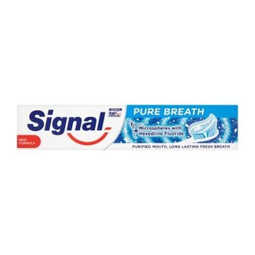 Signal Zubní pasta pro svěží dech Pure Breath 75 ml