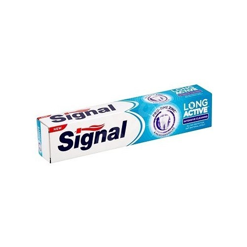 Signal Zubní pasta s mikrogranulemi (Long Active Intensive Cleaning) 75 ml