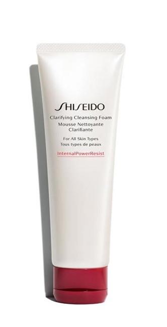 Shiseido Aktivní čisticí pěna (Clarifying Cleansing Foam) 125 ml