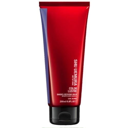 Shu Uemura Balzám pro zvýraznění barvy vlasů (Color Lustre Shades Reviving Balm Cool Blond) 200 ml