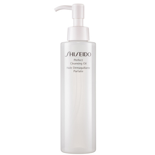 Shiseido Čistiaci pleťový olej ( Perfect Clean sing Oil) 180 ml