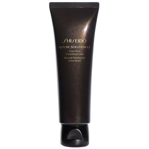 Shiseido Čisticí pleťová pěna Future Solution LX (Extra Rich Cleansing Foam) 125 ml