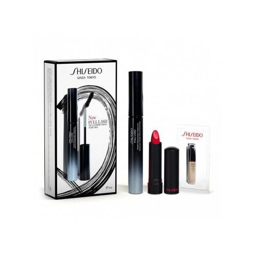 Shiseido Darčeková sada dekoratívnej kozmetiky Full Lash Multi-Dimension