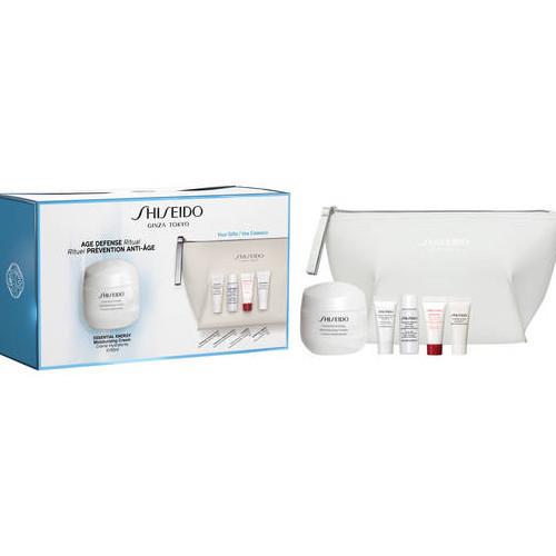 Shiseido Dárková sada pleťové péče Essential Energy